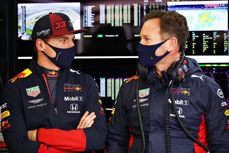 Horner: Red Bull ignoring Verstappen/Mercedes 2022 speculation