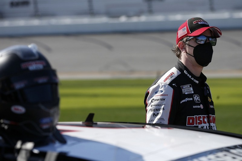 """Keselowski: NASCAR will """"reap what we sow"""" with extra road courses"""