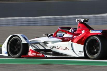 Dragon Penske entwickelt mit Bosch neuen Formel-E-Antrieb