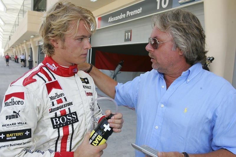 Fathers and Sons in Formula 1: Schumacher, Hill, Rosberg & More