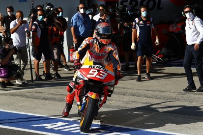 Marquez out of Qatar MotoGP test as return date still unknown