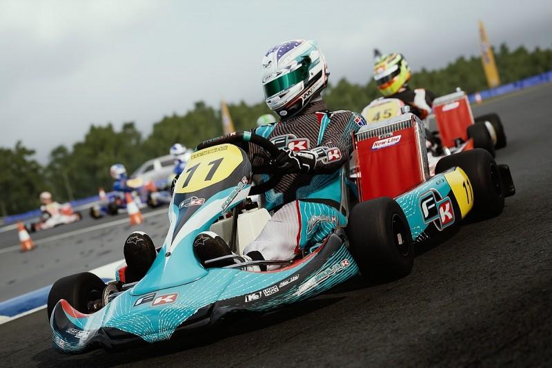 Motorsport Games announces expansion into karting with KartKraft