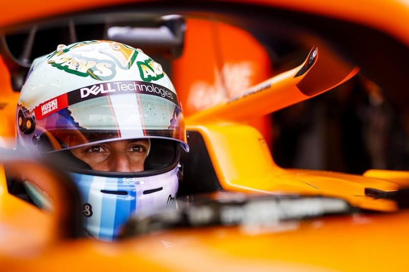 """Ricciardo's hips at """"the limit"""" for McLaren F1 cockpit"""