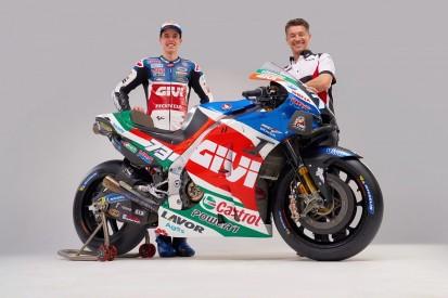 LCR unveils Alex Marquez's 2021 Honda MotoGP bike
