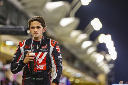 Pietro Fittipaldi remains Haas F1 test and reserve driver