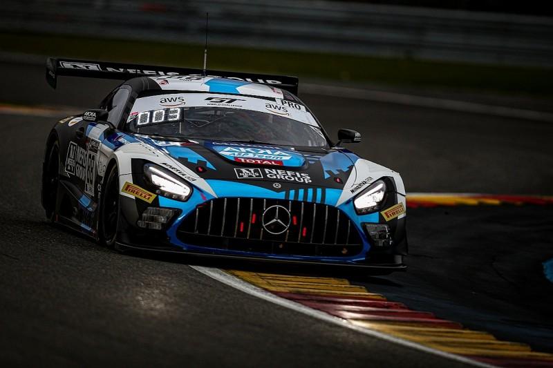 ASP reveals GT World Challenge line-up for 2021
