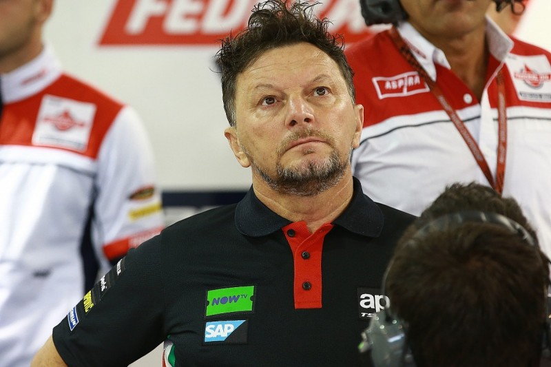 MotoGP team boss Gresini's COVID condition critical again