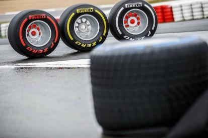 Pirelli unveils tyre choices for 2021 F1 season
