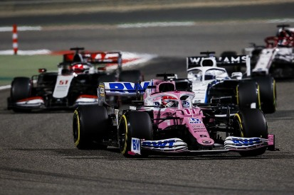 Haas and Williams linked to BWT F1 sponsor move