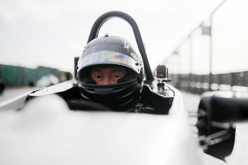 Injured Formula Ford driver Turner plots racing return