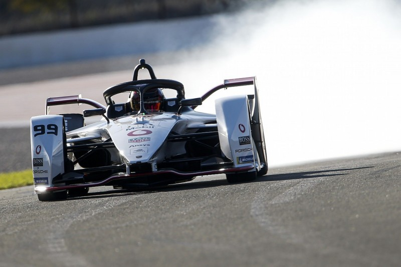 Wehrlein keen to avenge Mahindra near-misses with Porsche in Formula E