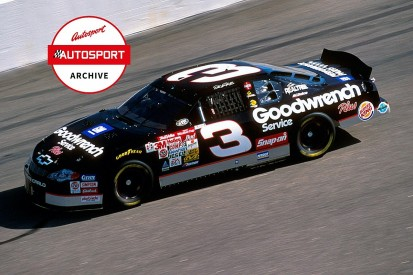 From the archive: Dale Earnhardt Sr looks ahead to 2001