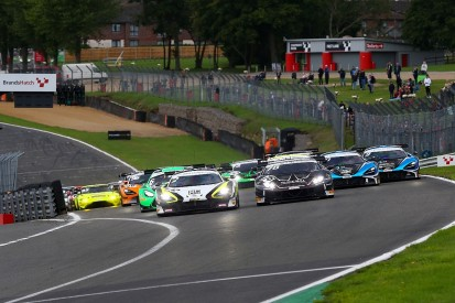 SRO extends deal to manage British GT championship until 2025
