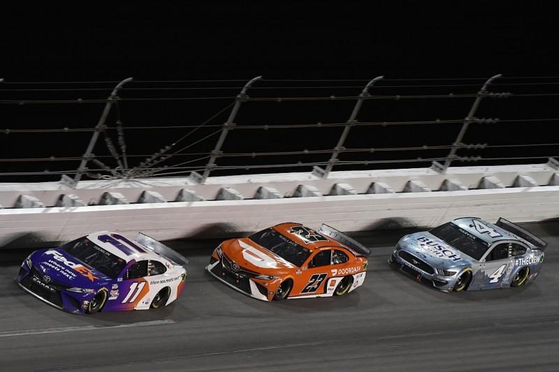 Hamlin laments lack of Toyotas on NASCAR Cup grid for Daytona 500