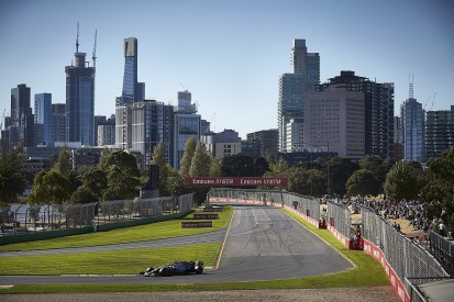 Australian GP track layout will change for 2021 F1 race