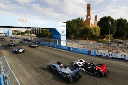 Diriyah E-Prix gets layout change before 2020-21 FE season opener