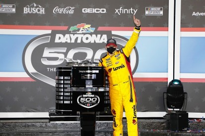 "Daytona 500 winner McDowell ""never lost hope"" amid long win drought"
