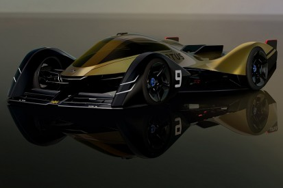 Lotus unveils design study for active-aero 2030 endurance car