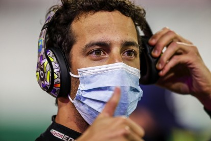Ricciardo eyes car collection bet with McLaren boss as tattoo repeat unlikely
