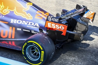 Red Bull reveals naming plan for engines after Honda power unit takeover