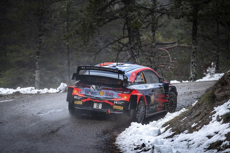 """Hyundai still awaiting """"green light"""" to develop 2022 WRC car"""
