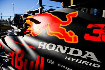 Red Bull to take over Honda F1 power unit operation from 2022