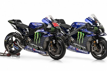 Yamaha launches 2021 MotoGP season with revised line-up