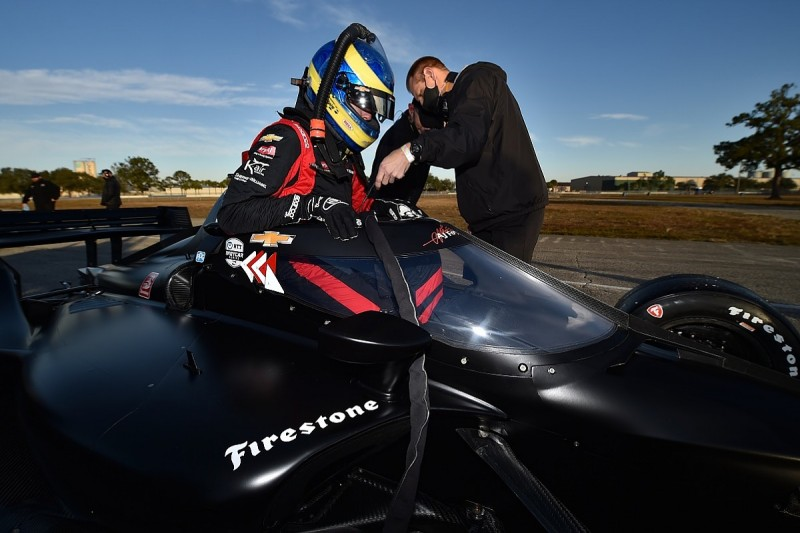 """Foyt IndyCar team """"pulling in the same direction"""" after changes"""