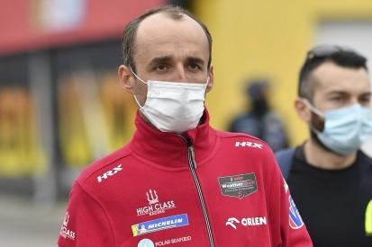 Alfa F1 tester Robert Kubica joins WRT for LMP2 programme in ELMS