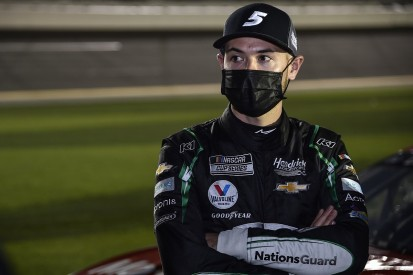 Larson exceeded expectations during NASCAR suspension - Hendrick