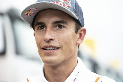 MotoGP champion Marquez's injured arm finally starting to heal