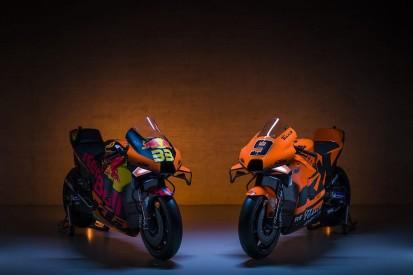 Tech3 unveils striking new MotoGP livery as KTM launches 2021 season