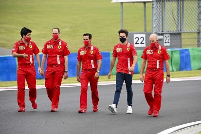 How F1 teams work with COVID-19 restrictions