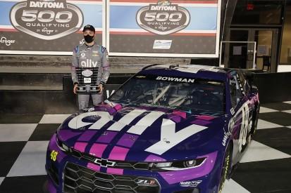 Daytona 500: Bowman claims pole for 2021 NASCAR season-opener
