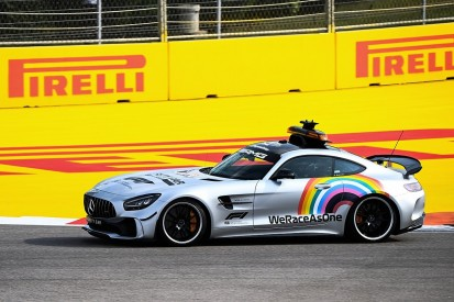 F1 drops rainbow branding in updated We Race As One initiative