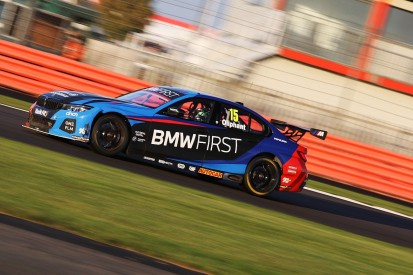 Tom Oliphant remains with West Surrey Racing BMW in BTCC for 2021