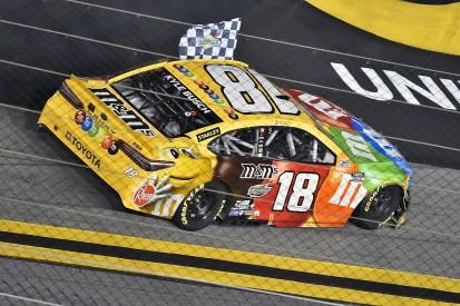 Busch takes unlikely NASCAR Clash race win ahead of Daytona 500