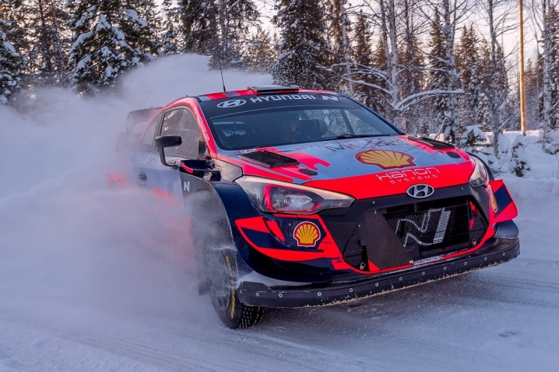 """Solberg says WRC Hyundai car switch """"easier"""" than expected"""