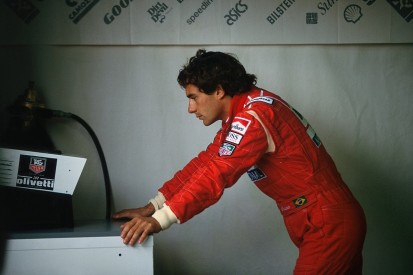 When Senna signed a race-by-race deal for $1m per race