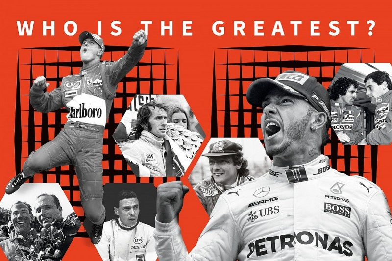 Who is the greatest of all time?