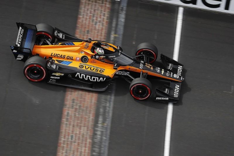 How McLaren is striving towards IndyCar's elite