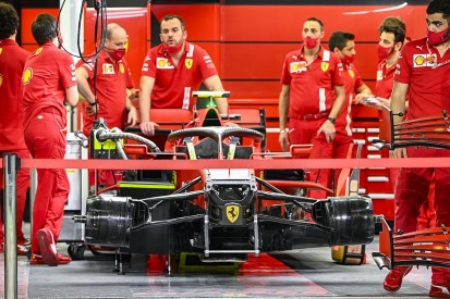 Ferrari revises chassis department ahead of 2021 F1 season