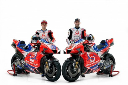 Ducati satellite team Pramac unveils new MotoGP livery for 2021