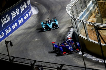 Frijns: Bird smart with energy management in Diriyah FE victory fight