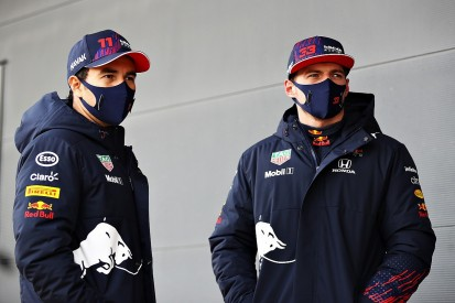 "Verstappen and Perez unsure F1 needs ""risky"" sprint races"