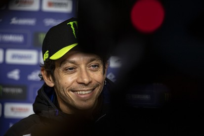 Valentino Rossi's MotoGP team moves through the years