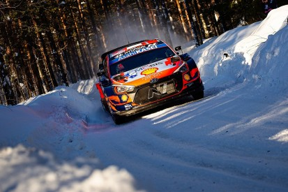 WRC Arctic Rally: Tanak extends lead with two morning stage wins