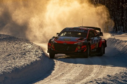 WRC Arctic Rally: Tanak holds 24s lead over Rovanpera after day 2