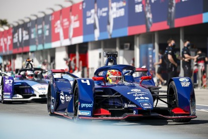 Diriyah FE: Frijns beats de Vries to top spot in Saturday practice