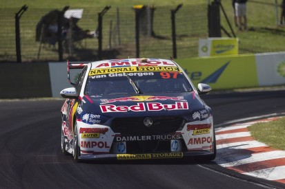 Bathurst Supercars: Van Gisbergen wins as disaster hits rivals